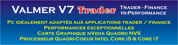 ordinateur trader et finance